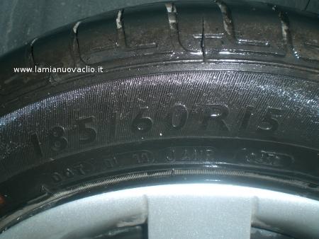 pneumatici 185 60 R15