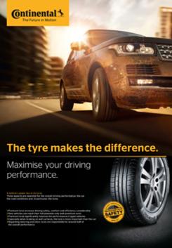 gli pneumatici fanno la differenza