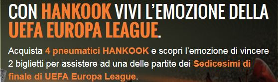 con hankook vinci la uefa europa league