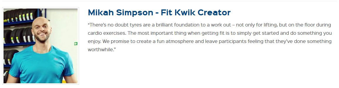 micah simpson per kwik-fit