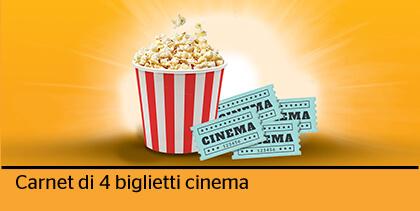 continental regala biglietti Cinema