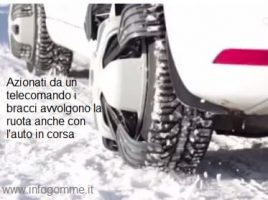 Nuovo sistema per guidare con la neve