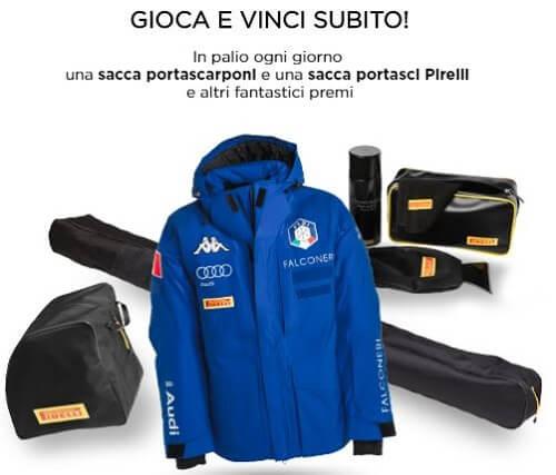 premi concorso Pirelli