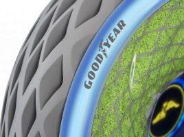 pneumatici goodyear con il muschio