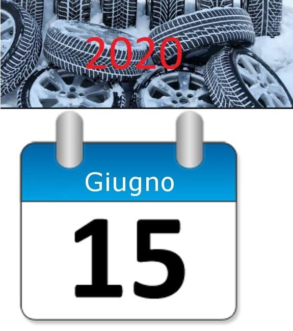 pneumatici invernali proroga 2020